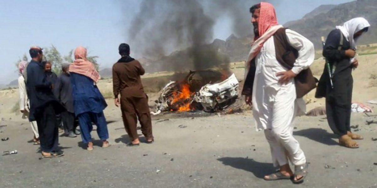 Estados Unidos da muerte al líder de los talibanes afganos