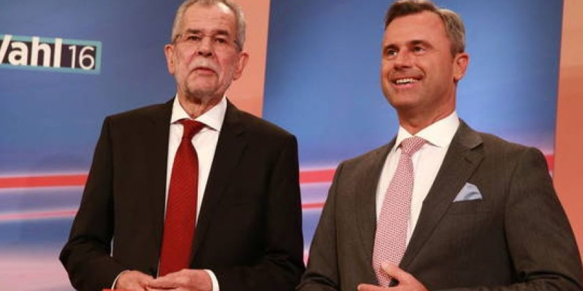 Austria elige presidente con un candidato ultraderechista como favorito