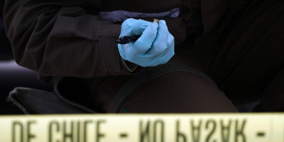 Pudahuel: hombre es baleado por desconocidos en la puerta de su casa