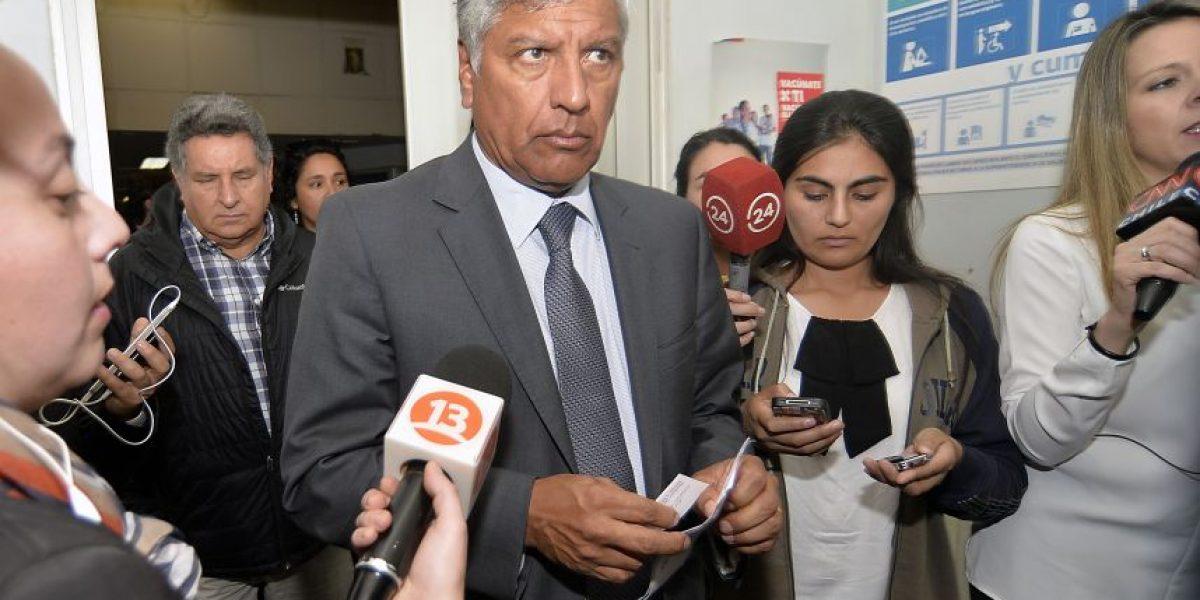 Alcalde de Valparaíso abre sumario y decreta duelo municipal por muerte de guardia