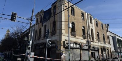 Muerte de Eduardo Lara: guardia llamó y avisó que dejaba edificio siniestrado