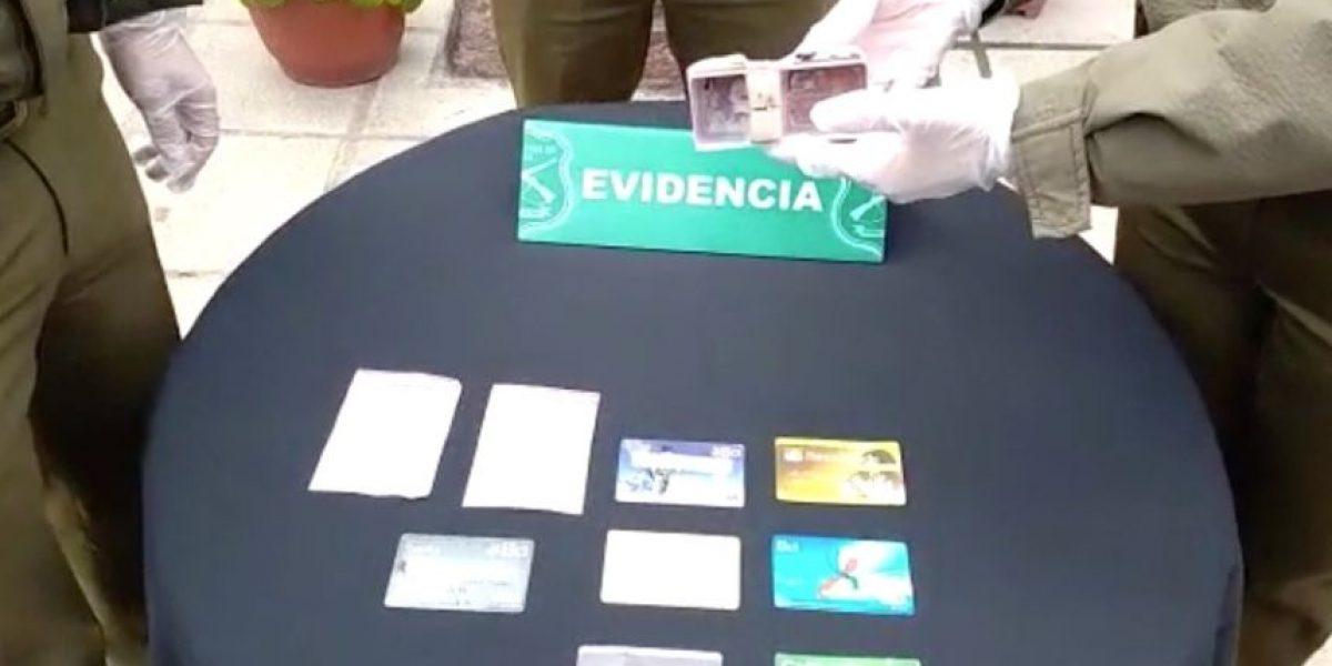 Ciudadano colombiano es detenido por instalar dispositivo para clonar tarjetas