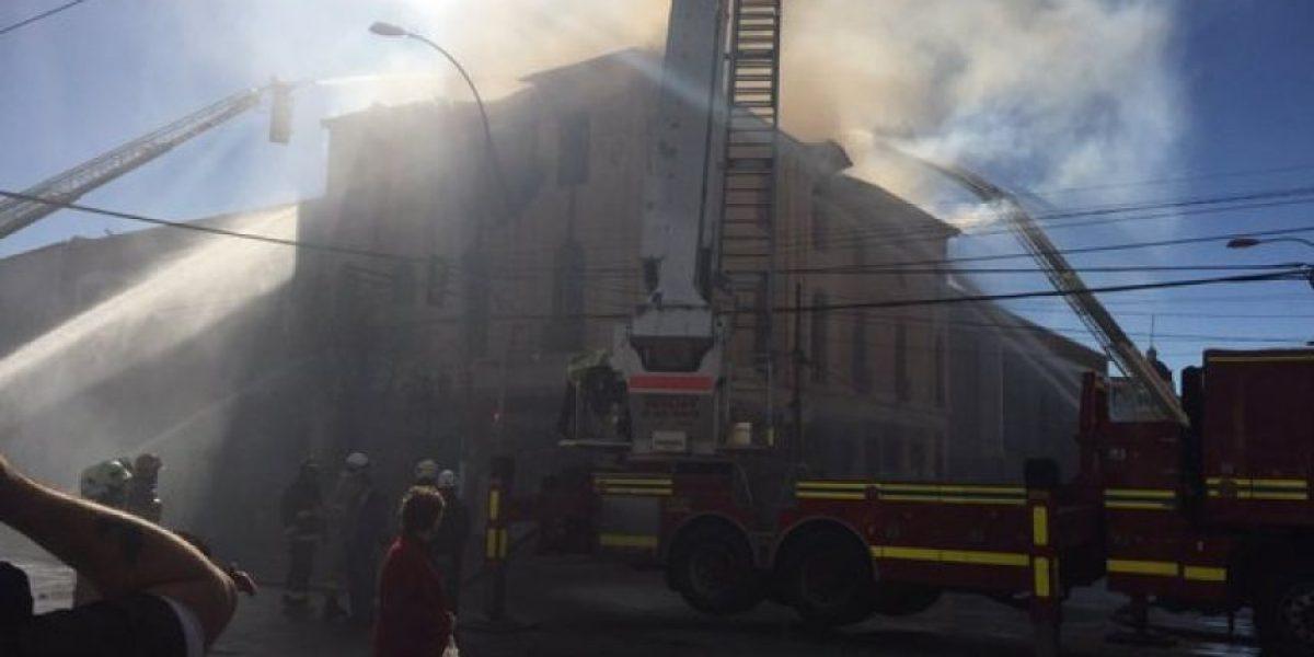Municipalidad de Valparaíso asegura que daño patrimonial por desmanes es invaluable