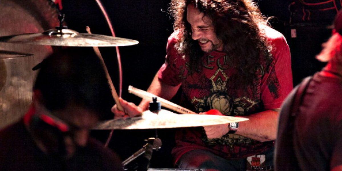 Ex baterista de Megadeth fallece en pleno concierto