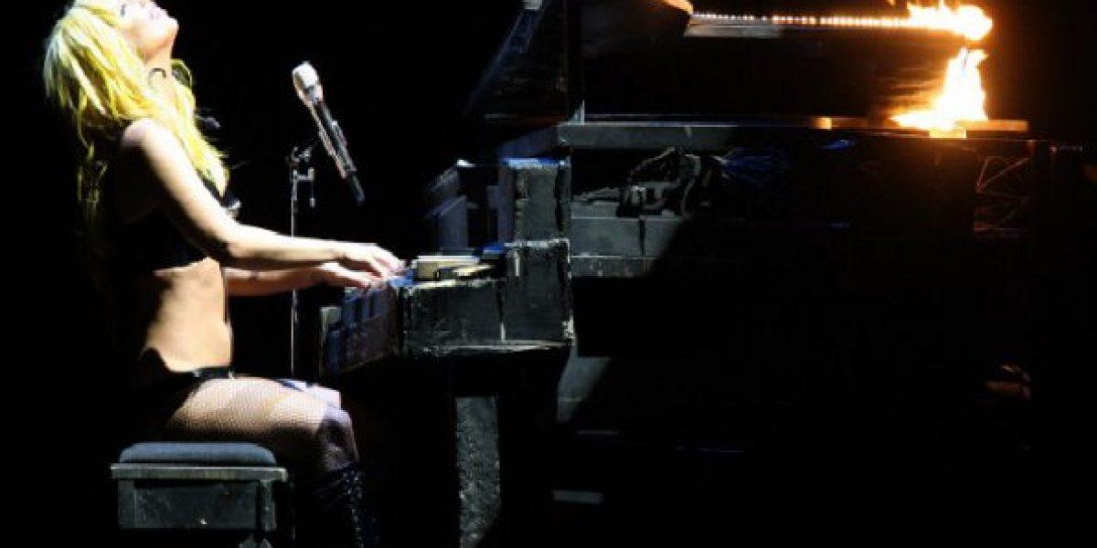 Subasta del primer piano de Lady Gaga no tuvo éxito