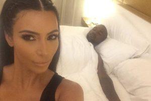 Kim Kardashian alertó a todos con un supuesto tercer embarazo Foto:vía instagram.com/kimkardashian. Imagen Por: