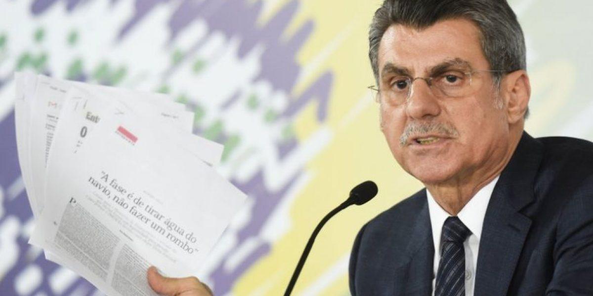 Polémica en Brasil: ministro vinculado a escándalo político deja provisoriamente su cargo