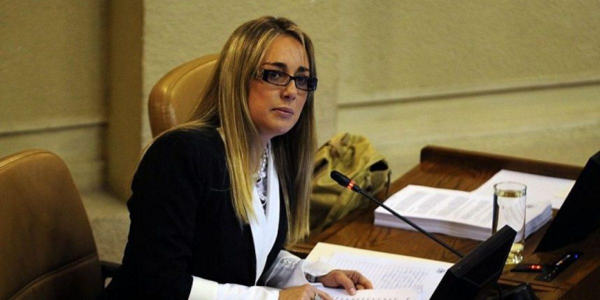 Caso Corpesca: ex diputada Isasi no asiste a formalización por problemas de salud mental