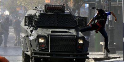 Carabineros confirma que caso Avilés coartó su accionar en protestas del 21 de mayo