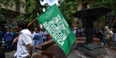 Integrantes de Revolución Democrática renuncian al Ministerio de Educación