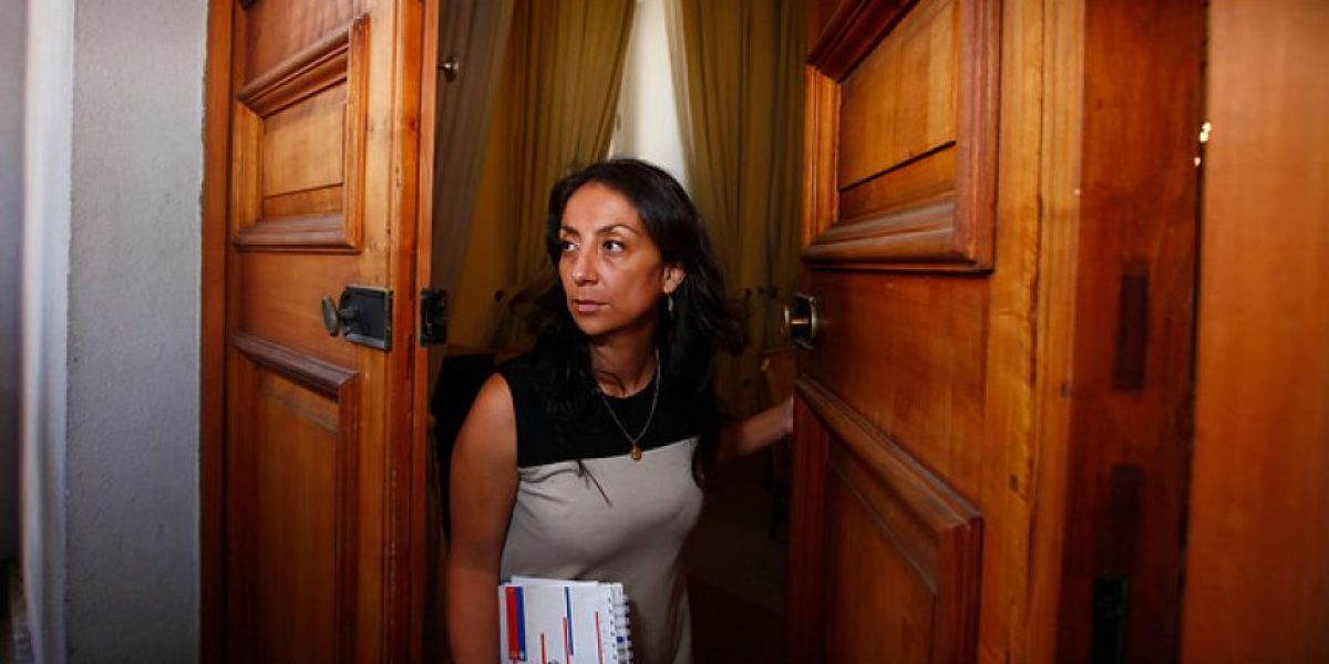 Ex ministra Cecilia Pérez es internada en la UCI por una neuralgia severa