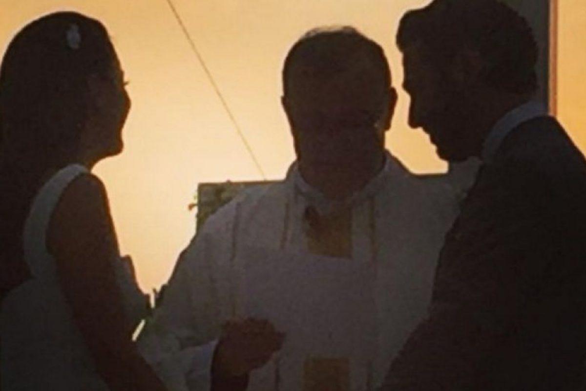 Se casó con el ejecutivo de Televisa Pepe Bastón Foto:Vía Instagram. Imagen Por: