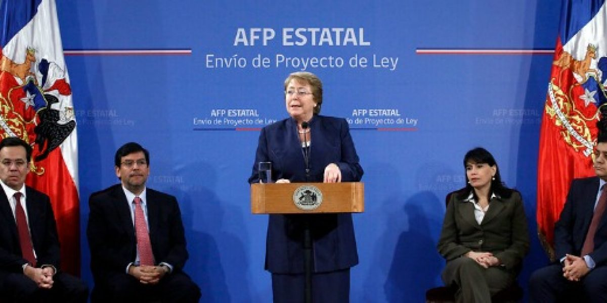 Economistas descartan que AFP estatal sea relevante para mejorar sistema de pensiones