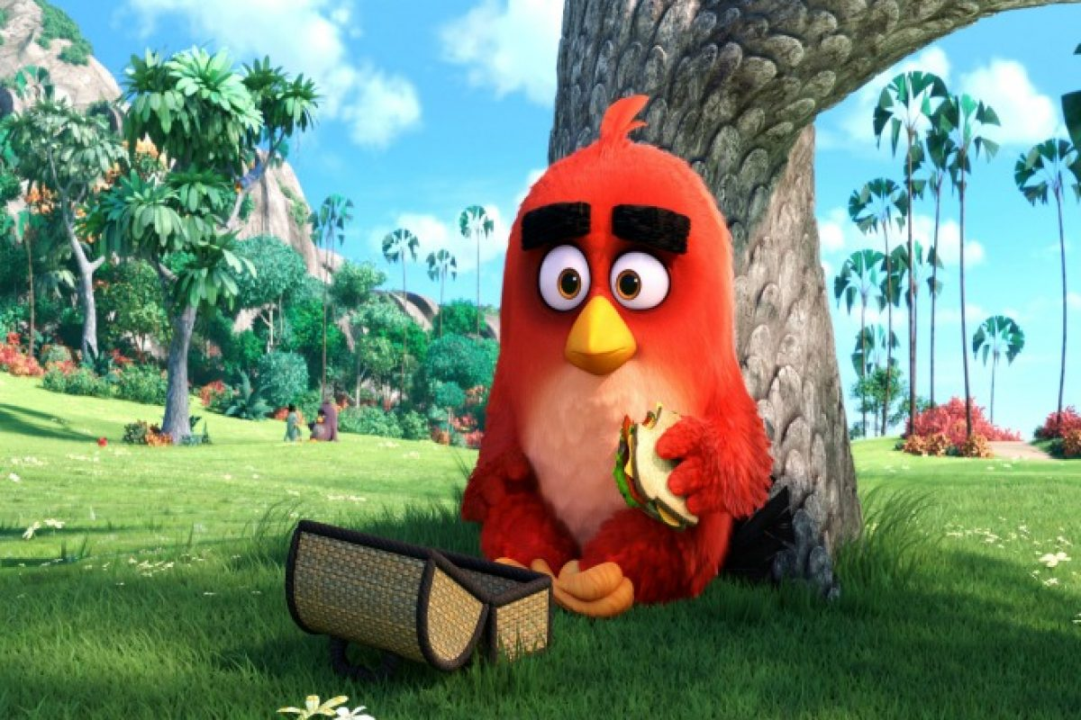 © © 2015 Rovio Animation Ltd. All Rights Reserved. **ALL IMAGES ARE PROPERTY OF SONY PICTURES ENTERTAINMENT INC. FOR PROMOTIONAL. Imagen Por: