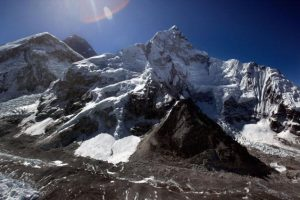 Marca la frontera entre Nepal y China Foto: Getty Images. Imagen Por: