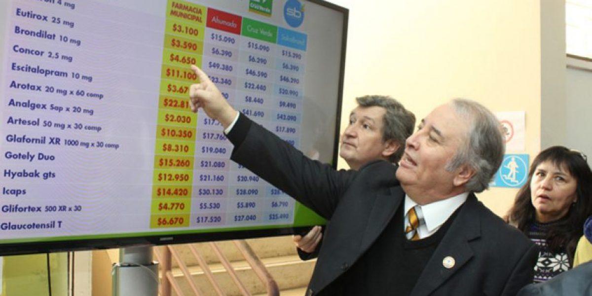Exitoso debut de farmacia popular en La Cisterna: en pocas horas se inscribieron más de mil personas