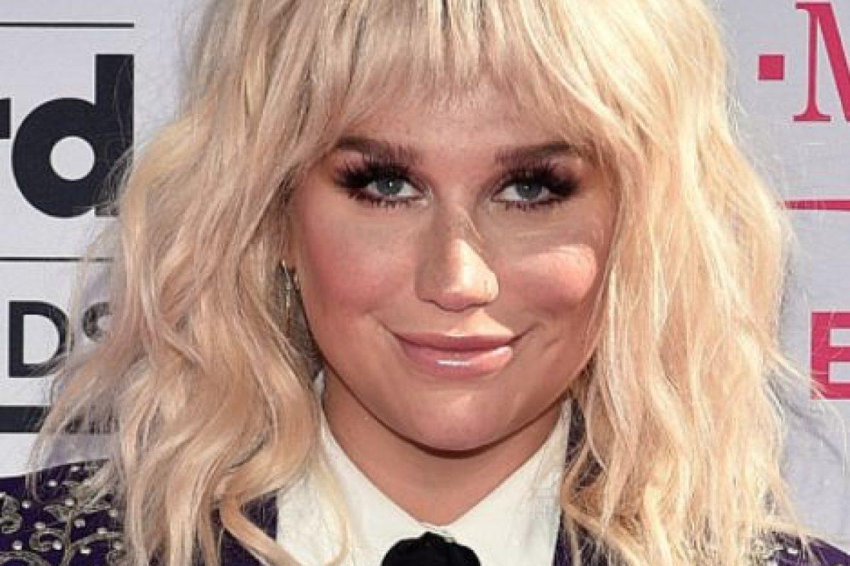 Kesha ahora está en la mira por su denuncia de abuso sexual contra su antiguo productor. Foto:vía Getty Images. Imagen Por: