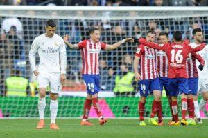 Atlético de Madrid mantiene una hegemonía sobre Real Madrid en los últimos tiempos Foto:Getty Images. Imagen Por: