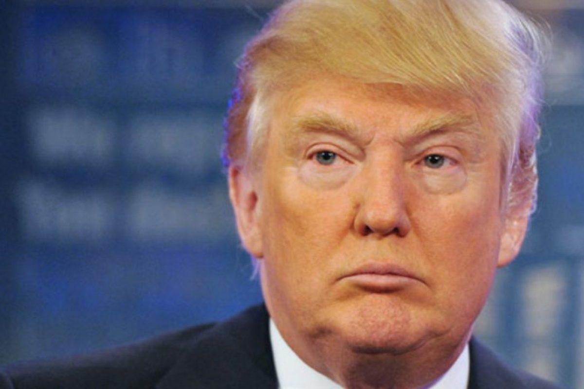 De todos modos, el candidato lo ha admitido, no sin antes decir que a los productos chinos y mexicanos les pondría un impuesto del 35% al 45% cuando entren al país, en caso de ser elegido. Foto:vía Getty Images. Imagen Por: