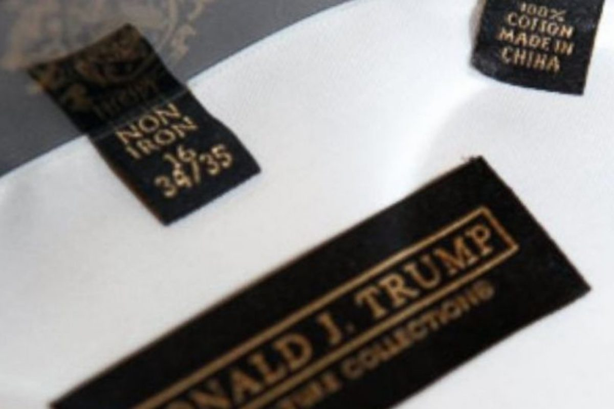n analista de CNN revisó 800 prendas de la línea de Ivanka Trump. Estas venían de lugares como Bangladesh, México, Vietnam y Pakistán. Los países asiáticos son famosos por tener maquilas de fast fashion. Foto:vía Twitter. Imagen Por: