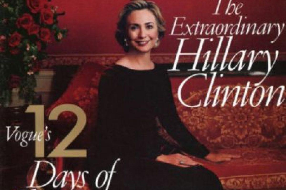 De todos modos, no quiso posar para la revista Vogue en 2008 en plena campaña presidencial. Para 2009 ya tuvo un reportaje de Annie Leibovitz. Y ya para febrero de este año decidió ser fotografiada por el famoso Mario Testino. El reportaje tuvo 10 páginas. Foto:vía Vogue. Imagen Por:
