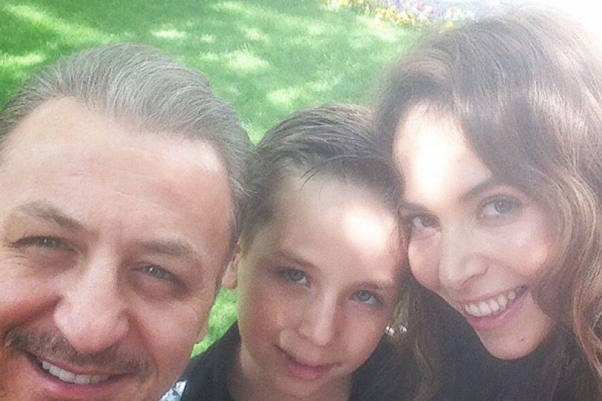 """Barış se dedica a su familia y uno de sus trabajos más importantes ha sido """"Mecdezir"""". Foto:vía Instagram. Imagen Por:"""