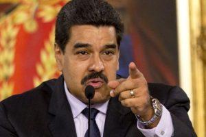 Venezuela quiere a Maduro fuera Foto:AP. Imagen Por: