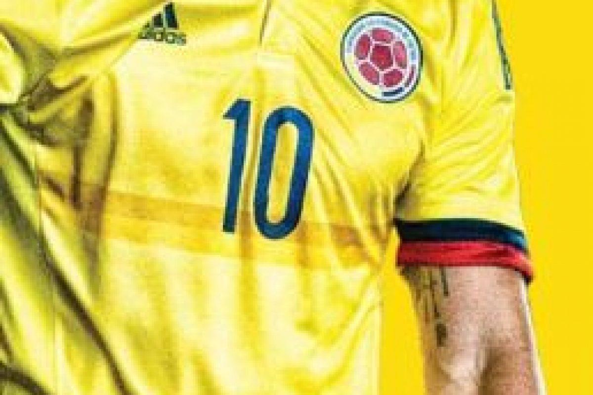James Rodríguez (Colombia/Real Madrid) Foto:ca2016.com. Imagen Por: