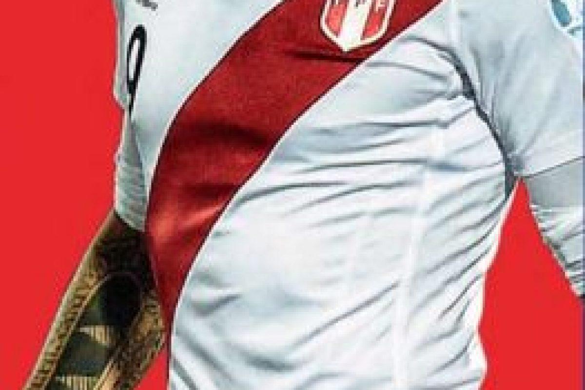 Paolo Guerrero (Perú/Flamengo) Foto:ca2016.com. Imagen Por: