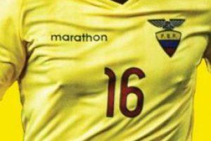 Enner Valencia (Ecuador/) Foto:ca2016.com. Imagen Por: