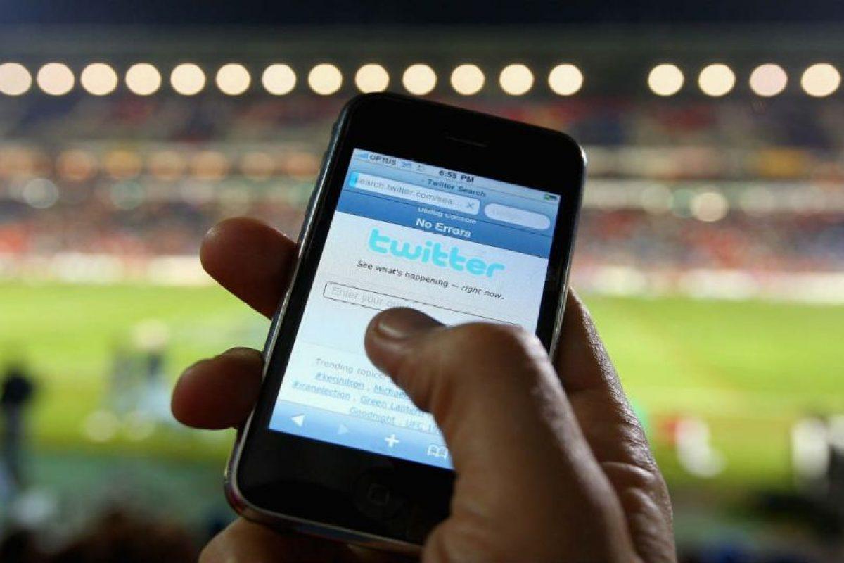 Por ello imitó el formato de los SMS, cuyo límite es 140 caracteres. Foto:Getty Images. Imagen Por: