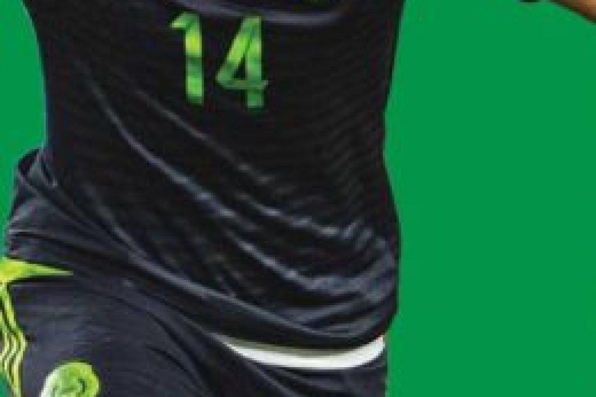 "Javier Hernández ""Chicharito"" (México/Bayer Leverkusen) Foto:ca2016.com. Imagen Por:"