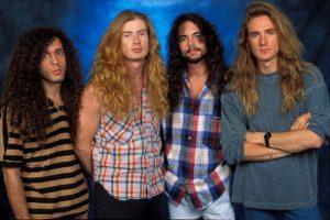 Nick Menza se integró a Megadeth en 1989 Foto:Getty Images. Imagen Por: