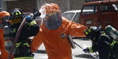 Evacuan colegio en Conchalí por emergencia química