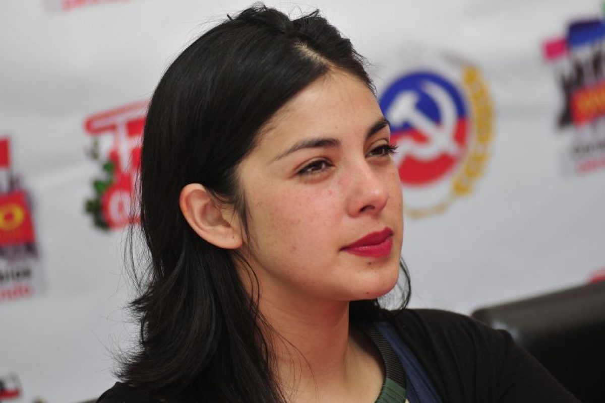 Karol Cariola Foto:Agencia Uno. Imagen Por: