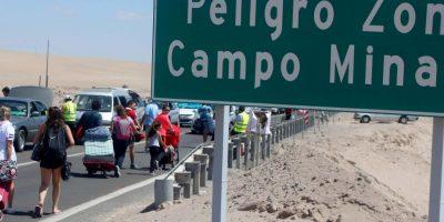 Fiscalía de Arica investiga posible tráfico de migrantes tras explosión de mina