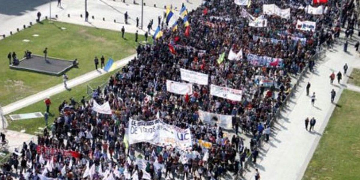 Intendencia no autoriza recorrido solicitado por estudiantes para marcha de este jueves
