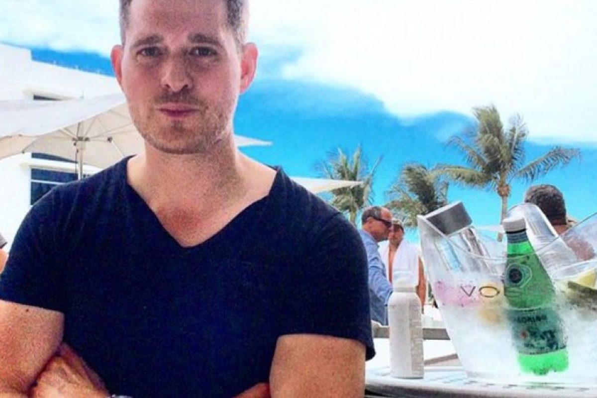 El cantante anunció su retiro Foto:Vía instagram.com/michaelbuble. Imagen Por: