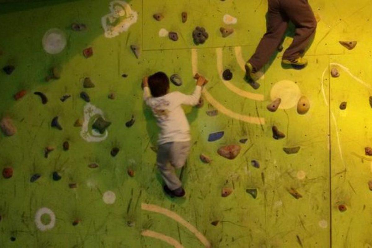 Y superando todo tipo de obstáculos Foto:Twitter.com/BonomoSabri. Imagen Por:
