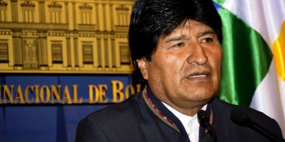 Evo Morales acusa a Chile de enviar a Bolivia agentes encubiertos como periodistas