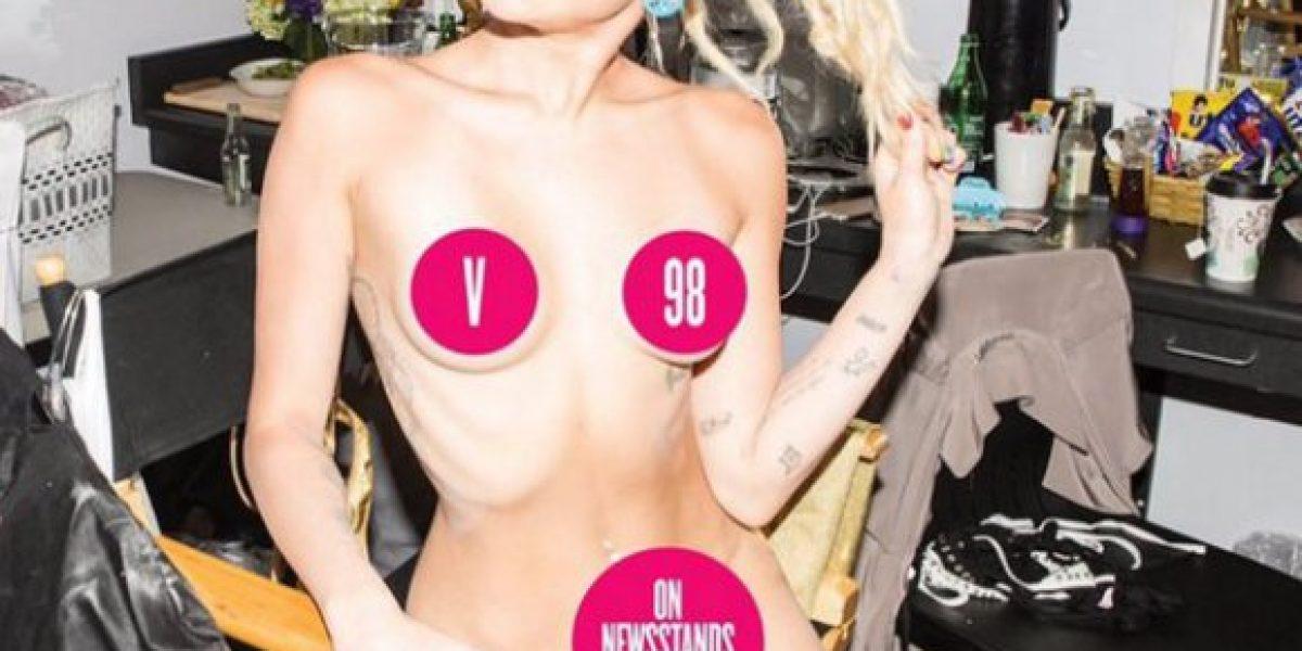 Miley Cyrus venció la censura en Instagram con este topless