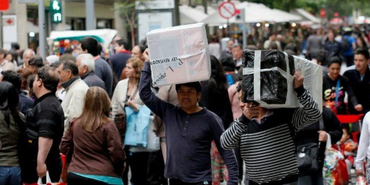 Estudio muestra alto nivel de pesimismo con la economía en los habitantes de la RM