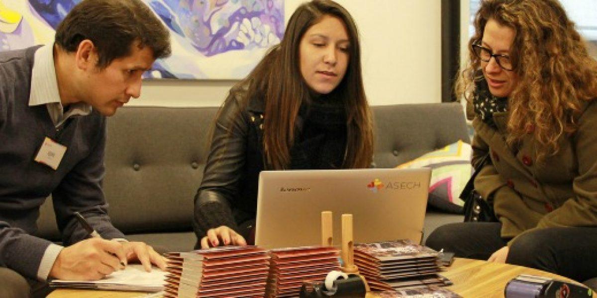 Más de 2 mil emprendedores elegirán directorio de Asech