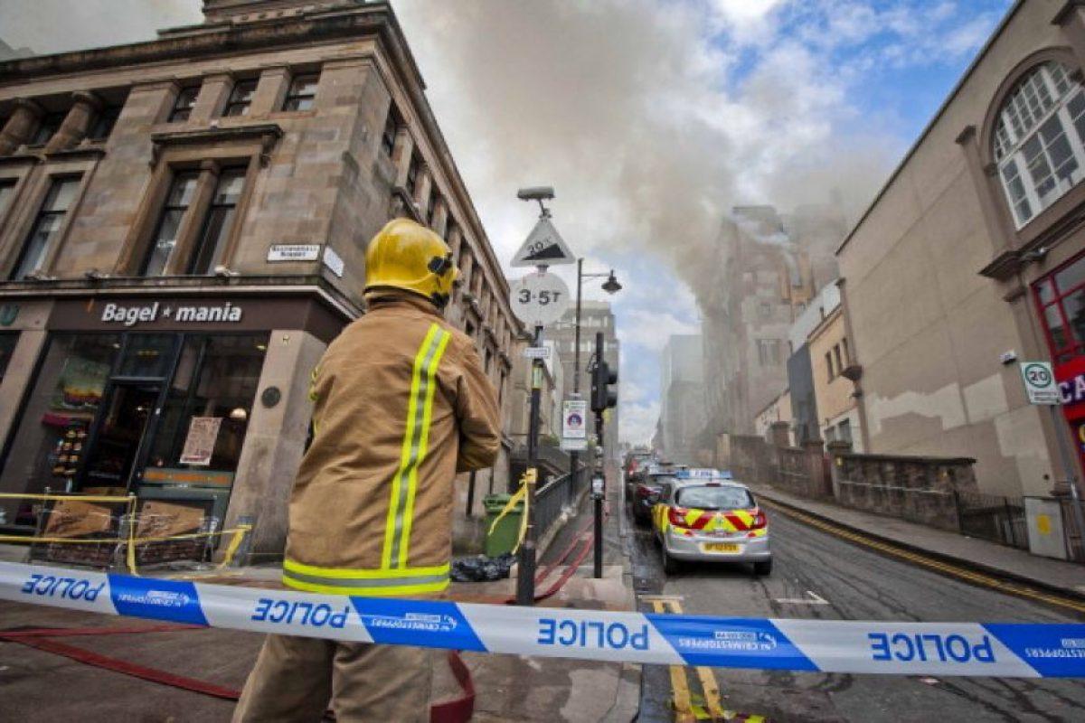 De acuerdo a la Administración de Incendios en Estados Unidos, hay una tendencia a la baja Foto:Getty Images. Imagen Por: