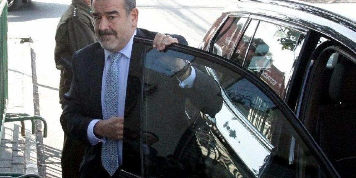 Octavo Juzgado de Garantía tramitará querella de Andrónico Luksic contra diputado Rivas