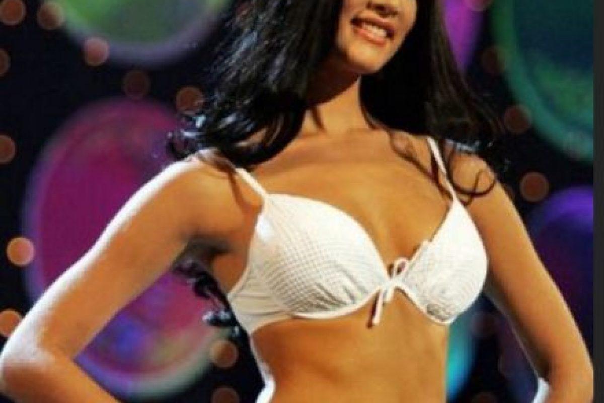 Mónica Spears destacó como villana de las telenovelas Foto:Vía instagram.com/monicaspear/. Imagen Por:
