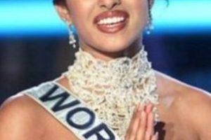 "Priyanka Chopra llegó a ser ""Miss World"". Foto:vía Getty Images. Imagen Por:"