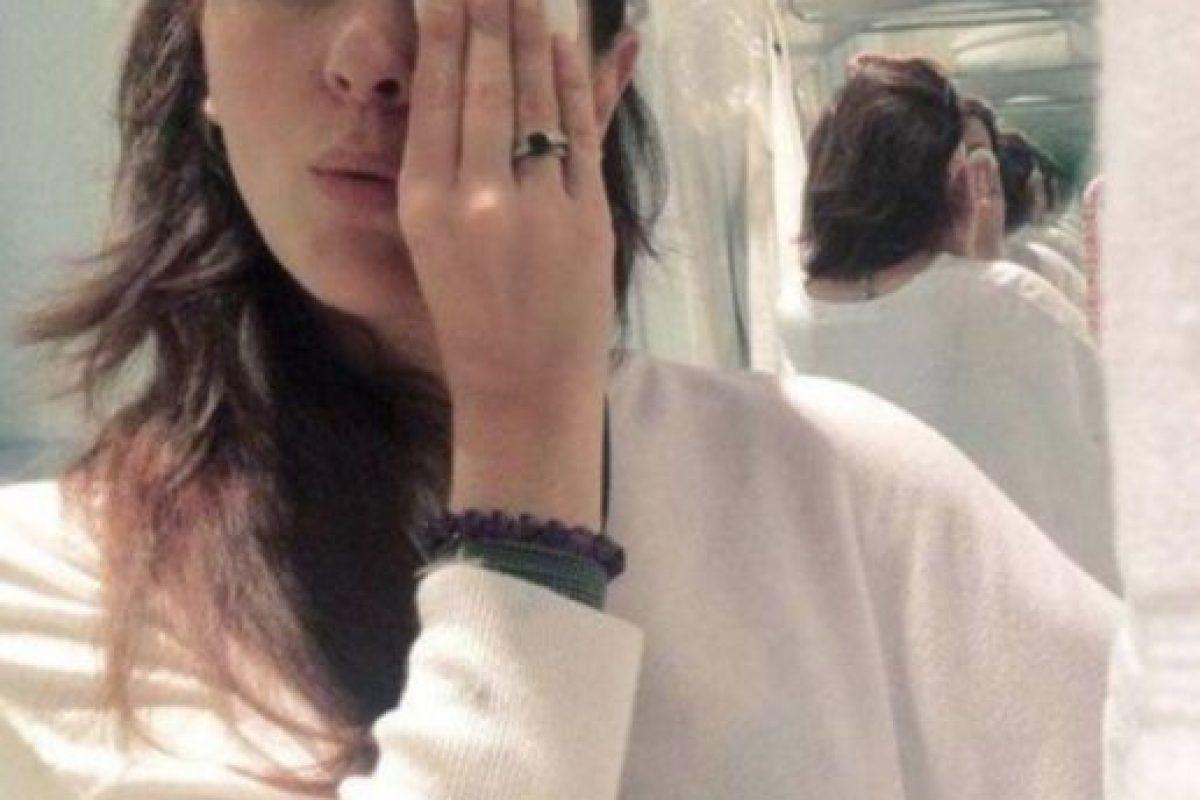 Es una actriz seria y comprometida. En Colombia la adoran por su falta de pretensiones. Foto:vía Facebook. Imagen Por: