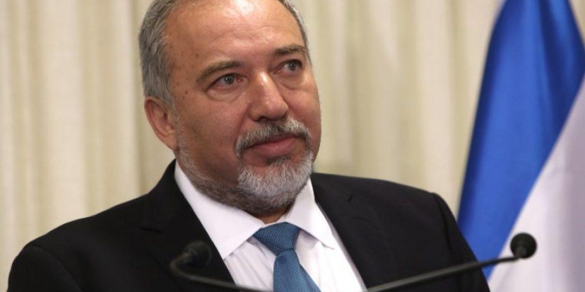 Ultranacionalista Lieberman entra al gobierno israelí: una