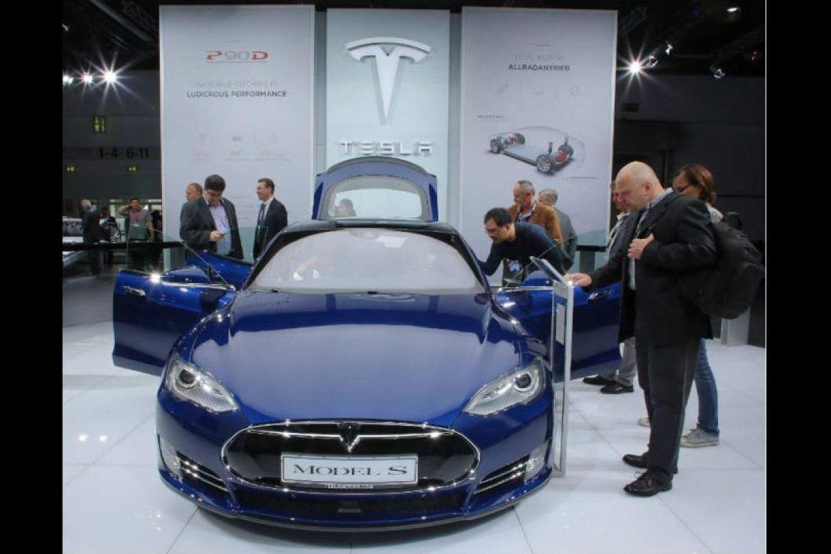 El Tesla S salió a la venta en 2012. Foto:Getty Images. Imagen Por:
